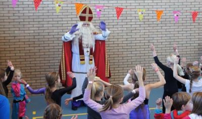 Sinterklaasfeest svDIO